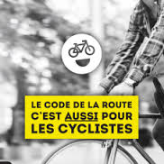 Code route aussi cyclistes